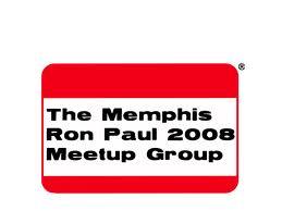 memphis Ron Paul meetup