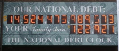 our-national-debt