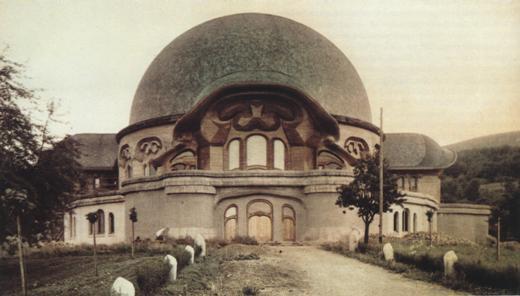 Old Goetheanum
