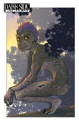 dinosauroide