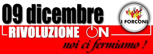 i forconi 9 dic 13