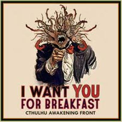 I want u 4 breakfast