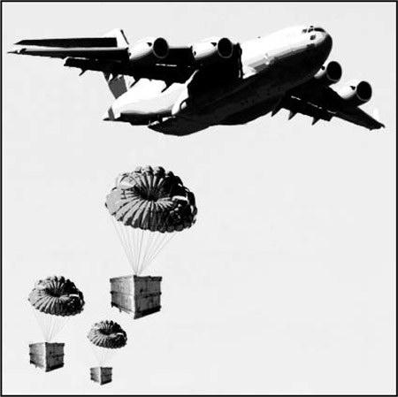 cargo chute
