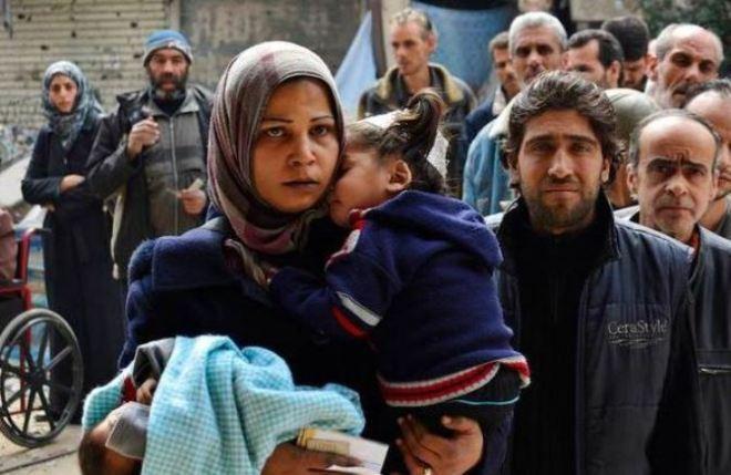 famiglia yarmouk