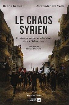 il caos siriano cover