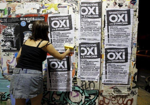 OXI referendum